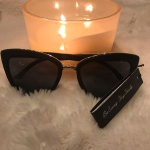 😎Quay honey sunglasses